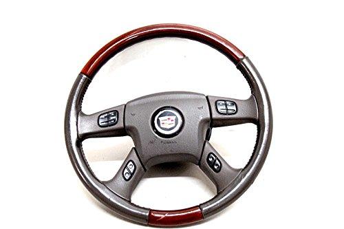 03 04 05 06 CADILLAC ESCALADE YUKON DENALI DRIVER ARIBAG STEERING WHEEL