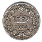 1895-R Italy 20 Centesimi Coin KM#28.2