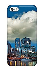 High Quality CaseyKBrown Granville Island Skin Case Cover Specially Designed For Iphone - 5/5s