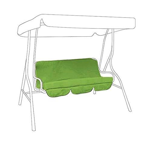 Resistente al agua silla columpio para banco cojín para ...
