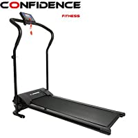 Confidence Power Plus Motorized Electric Treadmill from Confidence Sports