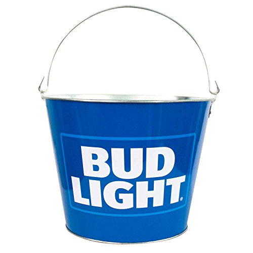 Bud Light Beer Bucket