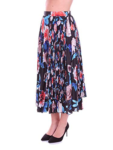 MSGM Femme 2342MDD12417486999 Noir Polyester Jupe