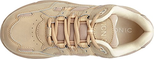 Zapatillas Vionic Mujeres Walker Classic, 5 C / D Us, Taupe