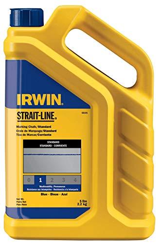 (Irwin Strait Line 65101 5 Lbs Blue Chalk Refills)