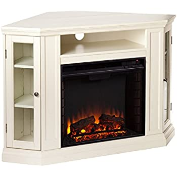 Amazon Com Electric Fireplace Tv Stand Heater Corner Or