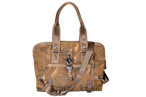 GGL George Gina & Lucy Miss Commander G01810MIS Braun Camo Handtasche