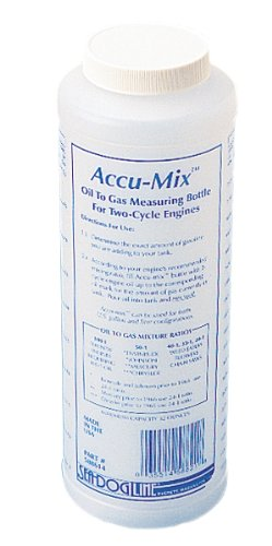 Sea Dog 588614  Accu-Mix Oil to Gas Measuring Bottle
