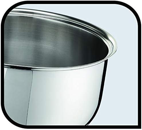 Tefal 3168430281165 B9087414 Intuition XL Grande Marmite INOX 32 Cm Couvercle en Verre Tous Feux Dont Induction 14L