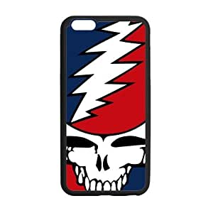 Personalized iPhone 6 Case, Grateful Dead iPhone Case, Custom iPhone 6 Cover (4.7 inch)