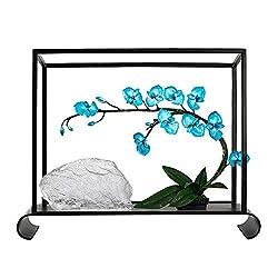 Desktop Platinum Crystal Art
