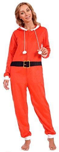 Body  (Adult Santa Hoodie)