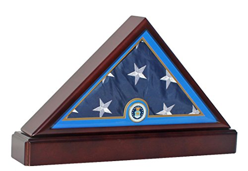 honorable-us-air-force-flag-display-case-military-shadow-box-for-5x95-burial-funeral-casket-folded-f