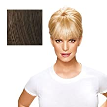 Clip-In BANGS by Jessica Simpson & Ken Paves (R830 Ginger Brown)