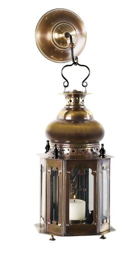 Authentic Models Venetian Lantern, Bronze - Home Decorative Accent, Collectible, Lanterns