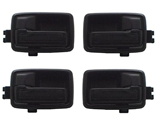 DELPA CL3781 > Inside Interior Inner 4 pcs L & R Door Handles Fits: Isuzu Trooper