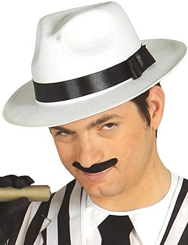 Disfraz de Gatsby Gangster Trilby para Hombre y Mujer de los años ...