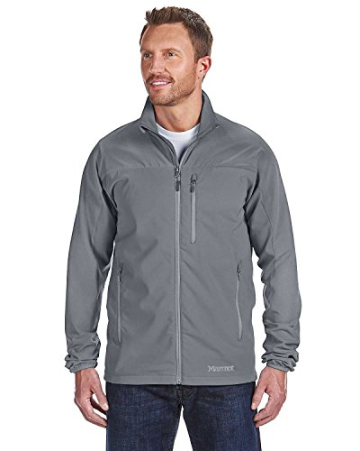 Marmot Men's Tempo Jacket, NEW CINDER 1410, X-Large