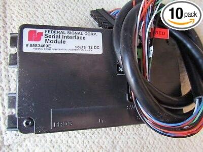 8583469E Federal Signal Lightbar Interface Module