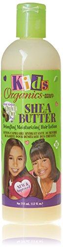Best Shea Butter (Africas Best Kids Orig Lotion Shea Butter Detangling 12 Ounce (354ml) )