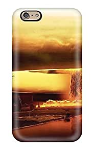 AmandaMichaelFazio Scratch-free Phone Case For Iphone 6- Retail Packaging - Explosion Military Man Made Military