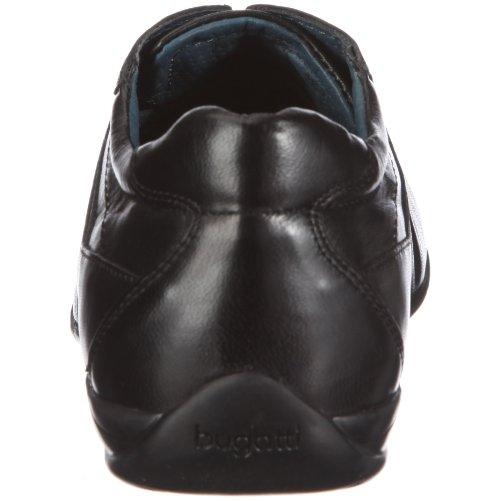 Bugatti Men's T81061L Low-Top Trainer Black (Schwarz 100) fT3t9DX3yd