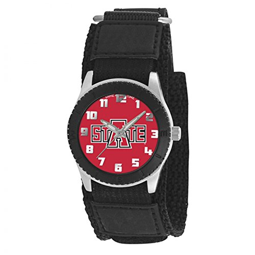 Game Time Boy's 'Rookie' Quartz Metal and Canvas Casual Watch, Color:Black (Model: ()