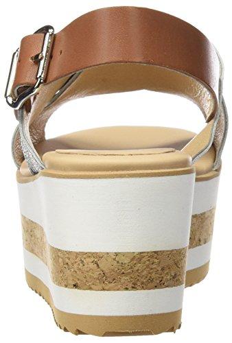 Gadea 40521, Women's Sandals with an Ankle Strap Multicolour