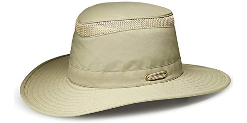 - Tilley Endurables LTM6 Airflo Hat,Khaki/Olive,7.5