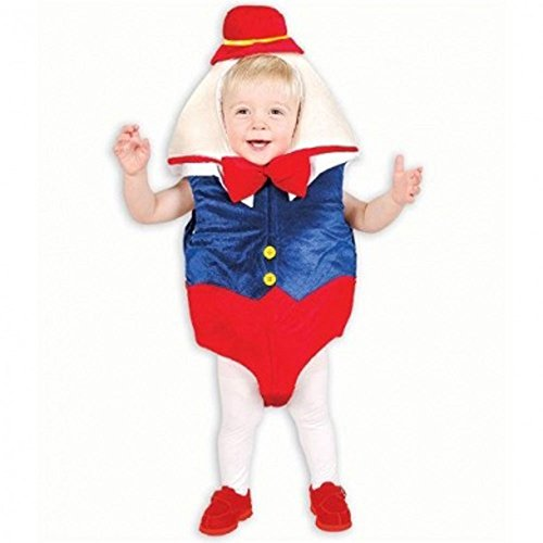 Nursery Rhyme Character Costumes For Kids (Toddler Humpty Dumpty Costume)