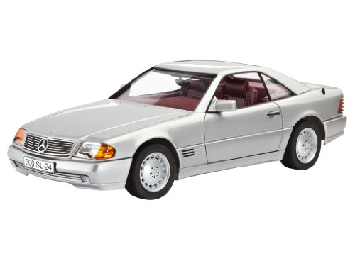 Mercedes Sl Model - Revell Mercedes 300 SL-24 Coupe