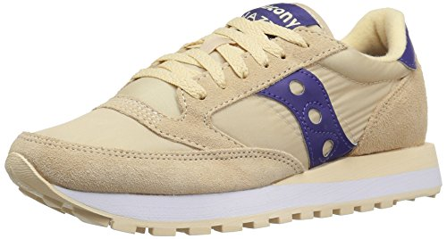 Saucony Damen Jazz Original Cross-Trainer Elfenbein