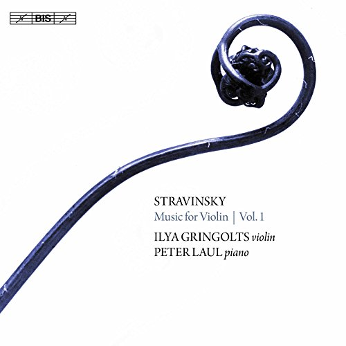Stravinsky: Music for Violin, ...