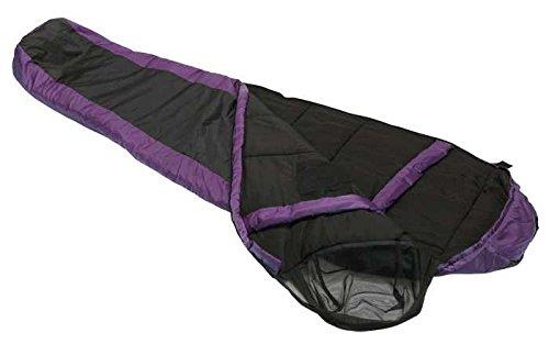 Snugpak - Saco de dormir Travelpak 3 Vivid Violet: Amazon.es: Deportes y aire libre