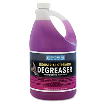 Heavy Duty Degreaser >> Amazon Com Boardwalk 3744 Heavy Duty Degreaser 1 Gallon