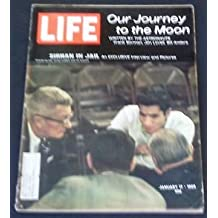 """Life Magazine -  January  17, 1969 - """"Our Journey to the Moon"""" - """"Written By Astronauts Frank Borman, Jim Lovell, Bill Anders"""""""