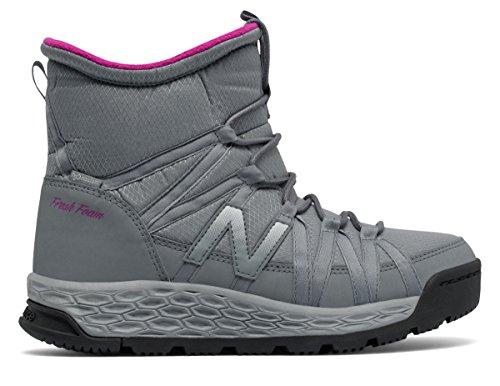 (ニューバランス) New Balance 靴?シューズ レディースウォーキング Fresh Foam 2000 Boot Grey グレー US 12 (29cm)