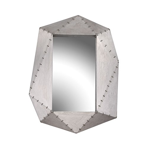 - Hamptons Collection Hedron Wall Mirror