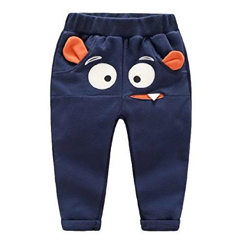 Slant Pockets Trousers - 2