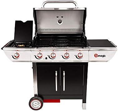 Manhattan 400GPI Barbecue Gaz | SOMAGIC