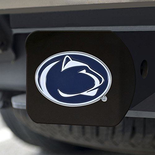 FANMATS NCAA Penn State Nittany Lions Penn Statecolor Hitch - Black, Team Color, One Size ()