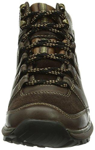kombi braun Marrone Donna Sneaker Romika 07 moro Alto Gabriele A Collo 323 w6RAvx80