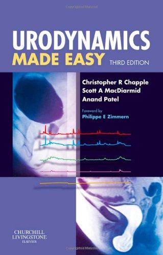 Urodynamics Made Easy 3rd Edition 2009 Pdf Chapple Bsc Unitedvrg