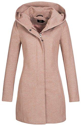 ONLY Dames Onlsedona Light Coat OTW Noos mantel