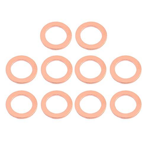 copper crush washer 18mm - 2