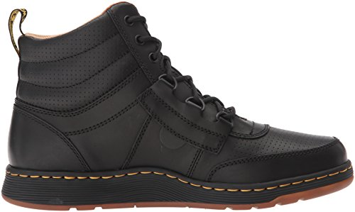 Martens Leather Boots Black Derry Dr Mens pHwFdqnZxd