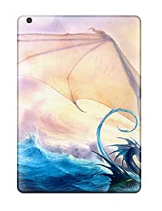 Sung Jo Hartsock's Shop Best 9824603K37649613 Case Cover Protector Specially Made For Ipad Air Sea Dragons Emerging