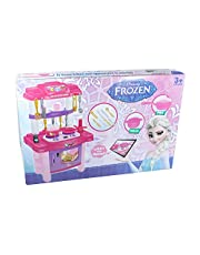 Frozen Kitchen with Cooking Set for Children - Multi Color