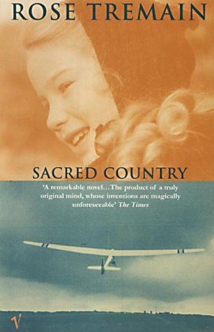 book cover of Sacred Country