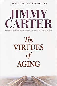image for The Virtues of Aging (Library of Contemporary Thought)